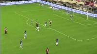 李毅大帝又火了! 完美停球抽射洞穿托尔多球门中国明星1: 0国际传奇