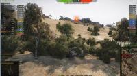 坦克世界132-1和4005组队这配合这伤害我还能说什么?