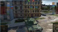 坦克世界五式重战炮管既是正义(8)