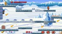 《AVINGE娱乐试玩》熊出没雪地大冒险3 发挥各自优势别碰到冰刺
