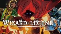【抽风】全程碾压的最强流派-究极怂流丨《传奇巫师/Wizard of Legend》