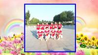 燕子青春姐妹广场舞《美了美了》团队版编舞青儿