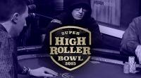 了心德州扑克 超级碗豪客赛 2015 第二集