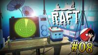 【矿蛙】RAFT木筏#08丨真心没想到! 染料还有这神奇能力