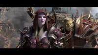 《wow魔兽世界》CG合集8《争霸艾泽拉斯》