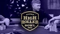 了心德州扑克 超级碗豪客赛 2015 第四集