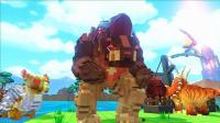 【虾米】方舟: 方块世界EP27, 石巨人和用电大户!