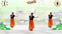 阳光美梅原创广场舞【情歌美】柔情32步-编舞: 美梅2018最新广场舞视频