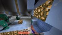我的世界神世之旅钻石大陆26: 寒冰殿斩杀我最强敌人, 雪球怪王!