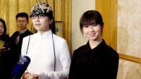 60岁杨丽萍与18岁小彩旗同框, 小细节明白为什么杨丽萍要放弃她了