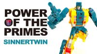 KL變形金剛玩具分享313 至尊神力 龍頭部隊 雙頭怪龍 SINNERTWIN