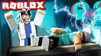 小格解说 Roblox梦境模拟器: 居然下起蜘蛛雨? 神奇盗梦空间大冒险! 乐高小游戏