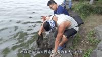杭州西湖打捞, 女孩说, 小心打捞出一条大白蛇, 我说那就娶回家呗