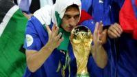 2006意大利队夺世界杯珍贵瞬间