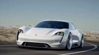 保时捷首款电动跑车发布! 百公里加速不到3.5秒