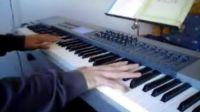 《恶魔城 月下夜想曲》电子钢琴弹奏 —— 失われた彩画