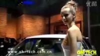 06北京国际车展美艳车模2