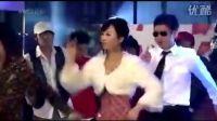 金钟民和张润贞合作跳舞