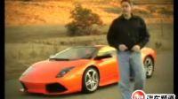 2007款林宝坚尼蝙蝠跑车