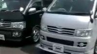 改装的新款丰田海狮