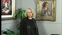 古典油画的临摹!大师的视频!古典女孩!1