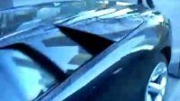 【北京实拍】奔驰SLR迈凯轮,兰博基尼LP640