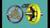 行星齿轮变速机构的结构与工作原理