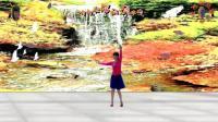 阳光美梅原创广场舞【你幸福我才快乐】简单32步-编舞: 美梅2018最新广场舞视频