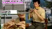 葫芦丝学习教程 2(下)——全按做5的长音练习与基本联系 学习指震音的技巧