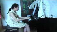 魏伊璇钢琴演奏门德尔松无词歌NO5