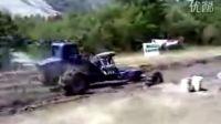 疯狂拖拉机0-100加速