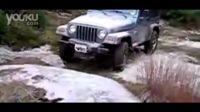 jeep牧马人山地越野