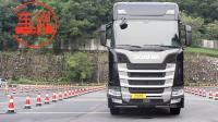 斯堪尼亚为什么不引进V8车型? 可能怕国产卡车输得太惨