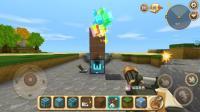 迷你世界: 第二种方法制作会飞行的加特林, 激活它的飞行能力!