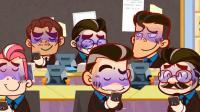 唐唐的烦恼生活: 老板招来一群已婚男士, 说他们是有特长的人才......