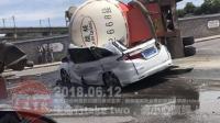 交通事故合集20180612: 每天10分钟车祸实例, 助你提高安全意识