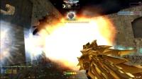 【丹雅解说】CSOL金鸡炮史上最装比的枪!生化战场上最耀眼的光芒!滑稽!