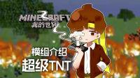 ★我的世界★Minecraft《籽岷的模组介绍 超级TNT》