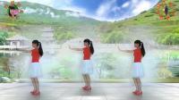 阳光美梅广场舞【溜溜的姑娘像朵花】简单32步-2018最新广场舞视频