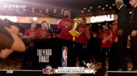 【布鲁】NBA2K18骑士王朝:詹姆斯总决赛MVP!骑士胜勇士获得总冠军(8)