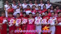水墨丹青秀花仙  南漳县老年大学模特秀 南漳喜洋洋婚庆传媒集团出品
