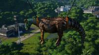为了测试安全机制, 竟然放出恐龙! ? |侏㑩纪世界E02