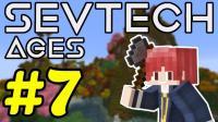 据点落成, 飞斧男诞生※SevTech: Ages※我的世界 时代发展模组包 Ep.7