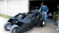 牛人制造的蝙蝠侠战车