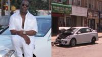 男子遭枪击自驾到医院求救 不幸发生车祸身亡