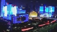 韩国人看中国城市灯光秀, 目瞪口呆: 中国人真了不起!