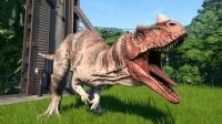 【小宅】侏罗纪世界进化#03期 凶猛的角鼻龙