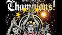 漫画回顾德国队从巴西夺冠到俄罗斯晋级之路 欢乐与泪水并存