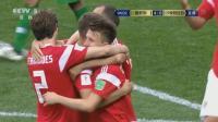 2018世界杯俄罗斯首站进五球回放现场超然, 太经典啦