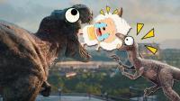 恐龙爱吃喜羊羊? 《侏罗纪世界》里那些隐藏的彩蛋!